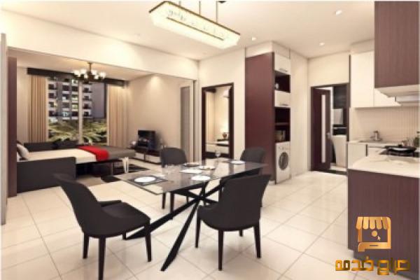 شقة للبيع تقسيط  مريح- دبي لاند ليوان