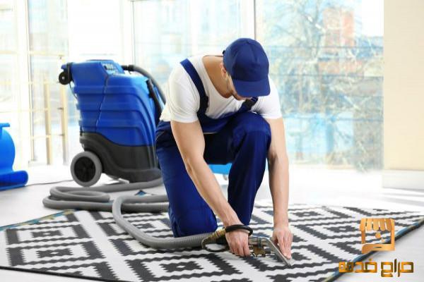 تنظيف الشقق والمنازل بالساعة