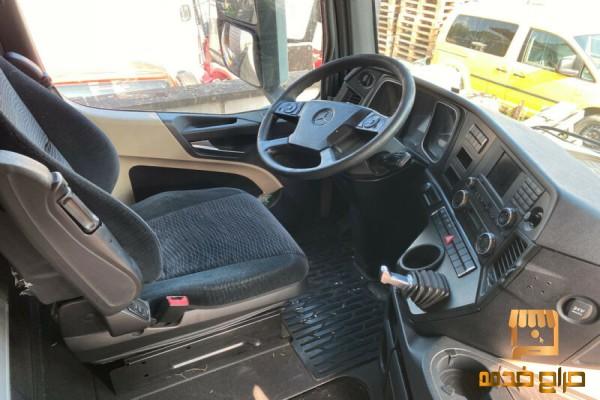 شاحنه مرسيدس اكتروس ممتازه للبيع