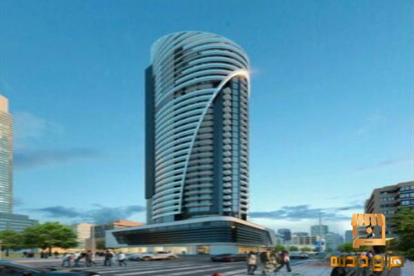 امتلك شقة في برج بطراز بلوري بجميرا