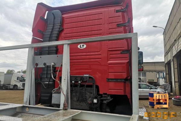 شاحنة فولفو مانوال مستوردة للبيع
