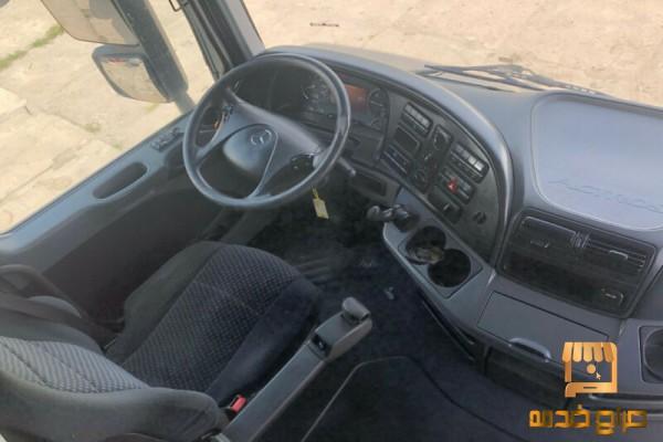 شاحنه مرسيدس اكتروس بسعر مميز للبيع
