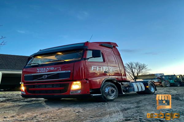 شاحنة فولفو للبيع بسعر تنافسى