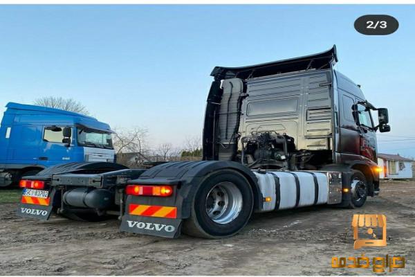 شاحنة فولفو للبيع بسعر منافس