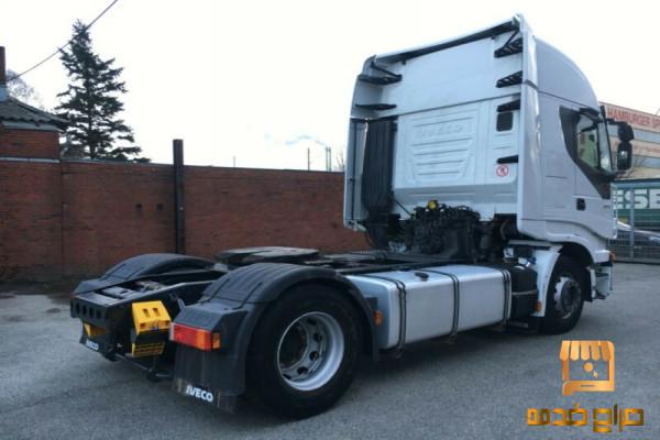 شاحنة افيكو مستوردة للبيع بجدة