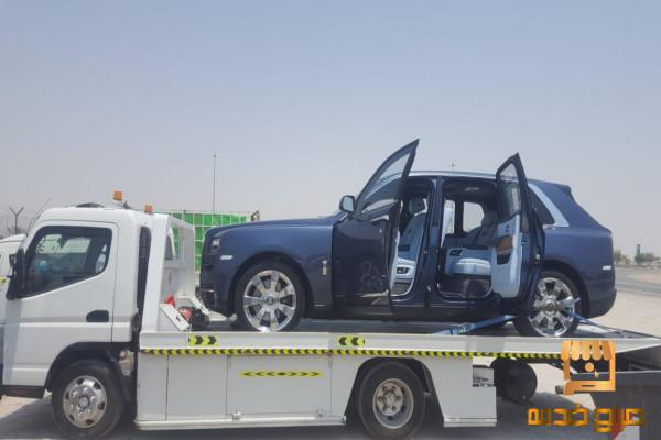 ونش نقل السيارات في دبي