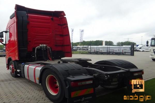 شاحنه فولفو للبيع مستوردة من اوروبا