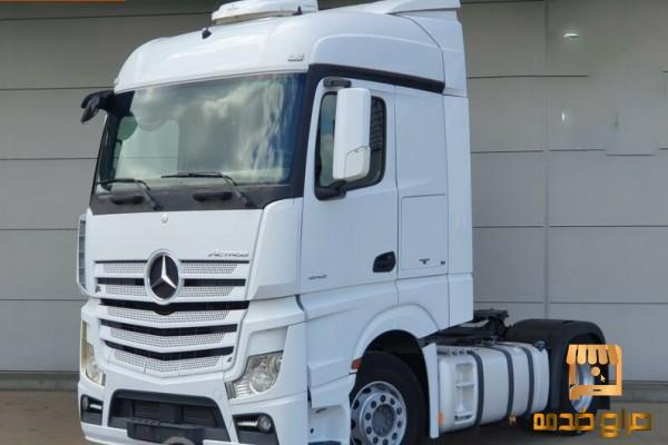 شاحنه مرسيدس استيراد اوروبى  للبيع