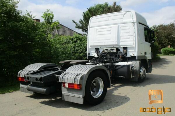 شاحنه مرسيدس اكتروس ميجا للبيع