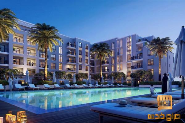شقة للتملك خمس دقائق من إمارة دبي