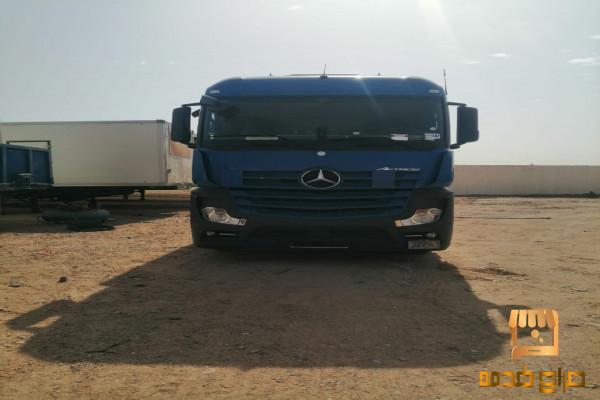 شاحنة اكتروس وارد اوروبي للبيع